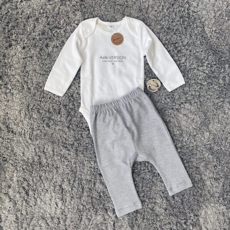 Baby Body Set